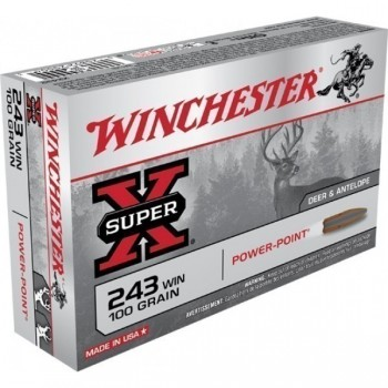 Balles WINCHESTER Power...
