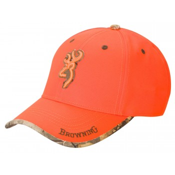 Casquette sureshot orange -...