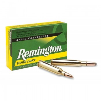 Balles Remington PSP Core...