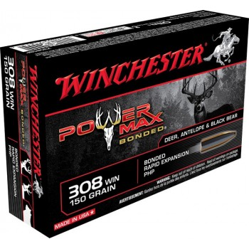 Balles Winchester Power Max...
