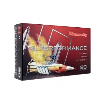 Hornady SST Superformance...