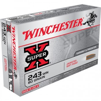 WINCHESTER Power Point Cal....