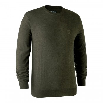 Pull col rond kingston...