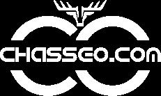 Logo Chasseo blanc